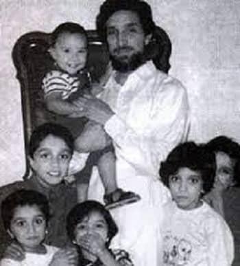 Ahmad Shah Massoud wife