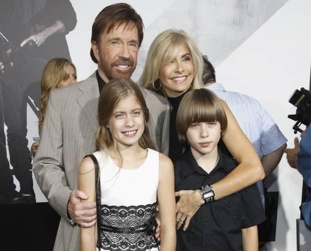 Gena O'Kelley family