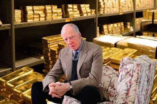 Jacob Rothschild net worth