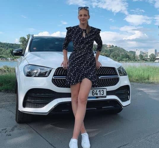 Kristyna Pliskova net worth