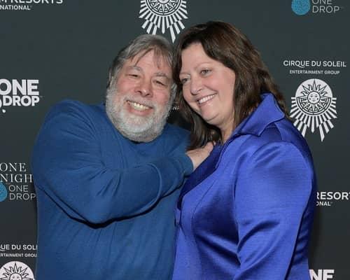Steve Wozniak wife