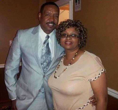 Yvette Wilson husband