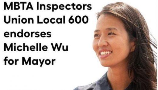 Michelle Wu husband
