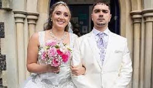 Allan Mustafa wife