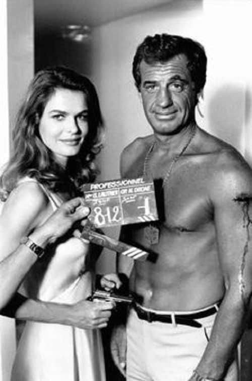 Jean Paul Belmondo career