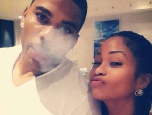 Nelly wife
