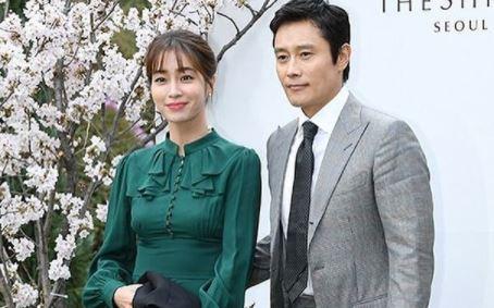 Lee Byung-hun wife